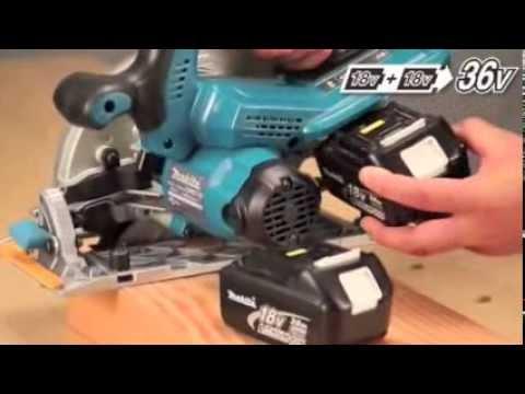 Makita 18V Li-ion Cordless 190mm Circular Saw - DHS710Z