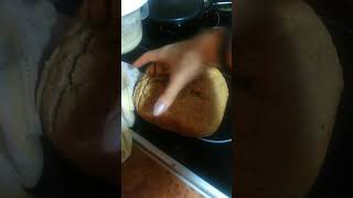 Гречишный домашний хлеб