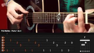 Bonfire Heart - James Blunt (aula de violão completa)