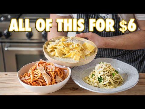 Easy 2 Dollar Pasta | But Cheaper