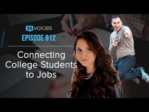 Episode 912 | Connecting College Students to Jobs with the Founders of Campus Job