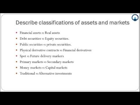 C F A Level 1 Equity Investments