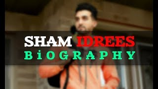 Sham Idrees Biography | Lifestyle | Net Worth | Family | CellywOOd