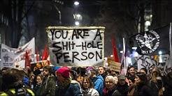 Schweizer Protest bei Weltwirtschaftsforum