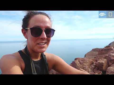 Hiking Isla Partida | Baja Base Camp | Lindblad Expeditions-National Geographic