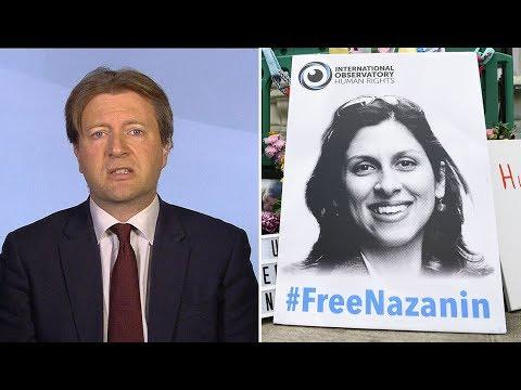 "Nazanin Zaghari-Ratcliffe: ""Ominous"" signs at psychiatric hospital, says husband"
