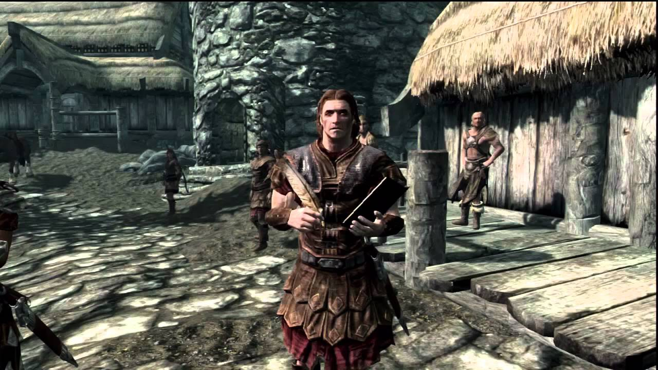 Lets Play: Skyrim - Part 1 - Unbound (Girl Gamer)