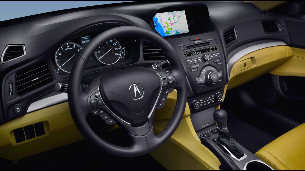 Wonderful 2015 Acura ILX Interior Review Awesome Design