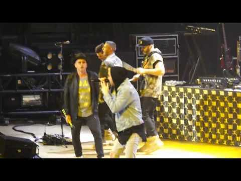 TobyMac ft Capital Kings - Eye On It (live) in Pittsburgh, PA