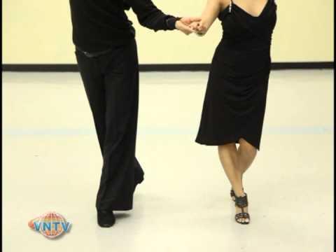 Hướng Dẫn Khiêu Vũ - Điệu International Latin Rumba 2