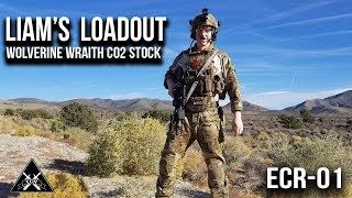 Liam's 2018 MilSim Loadout | Ferro Concepts FCPC and Wolverine Wraith Build