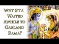 Ramayana - Sita Swayamvar - By Swami Mukundananda video