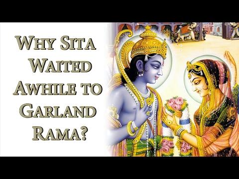 Ramayana - Sita Swayamvar - By Swami Mukundananda