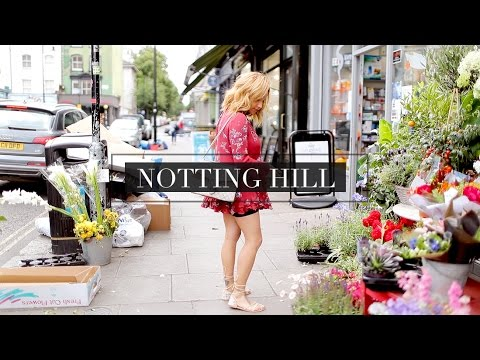 THE LONDON GUIDE | Notting Hill
