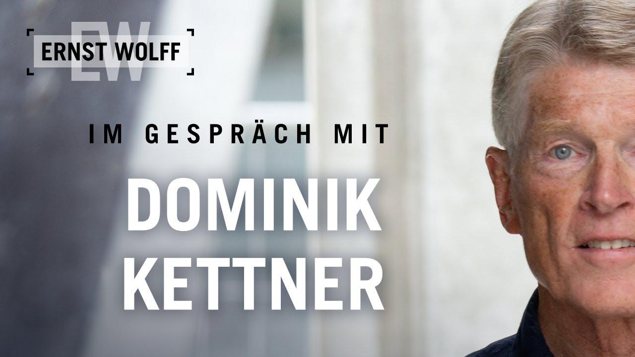 Download Die Angst der Menschen ist das Werkzeug der Eliten! - Ernst Wolff im Gespräch mit Dominik Kettner