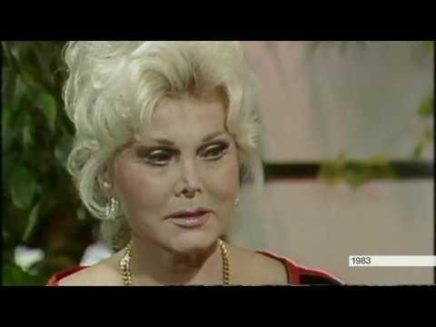 Zsa Zsa Gabor  Rich, Gorgeous, Outrageous   BBC News