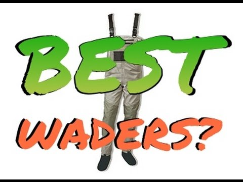 Best Cheap Budget Fishing Waders