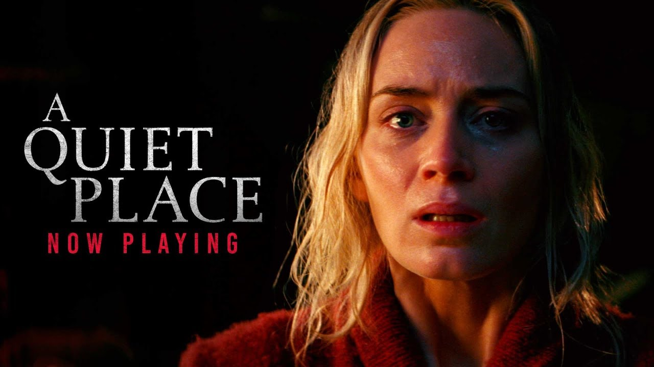 A Quiet Place  Final Trailer Paramount Pictures