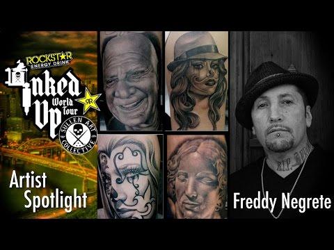 Artist Spotlight  Freddy Negrete