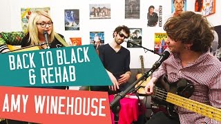 BACK TO BLACK / REHAB - Amy Winehouse (BO documentaire