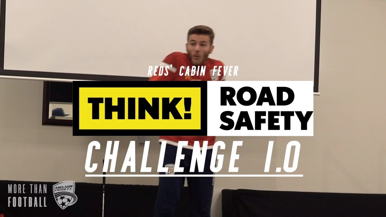 Reds' Cabin Fever: THINK! Challenge 1.0