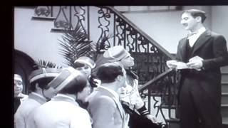 The Marx Bros. Reviews#1 - The Cocoanuts (1929)