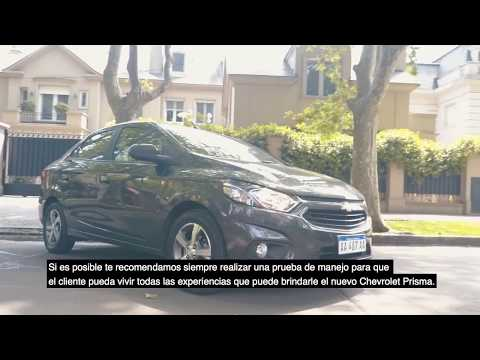 NUEVO CHEVROLET PRISMA - GM Argentina