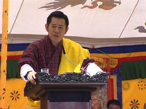 Royal Address at RUB