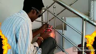 Anil Steel Railings MANUGURU