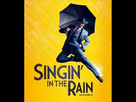 Singin' in the Rain (Musical London) 9. Moses supposes