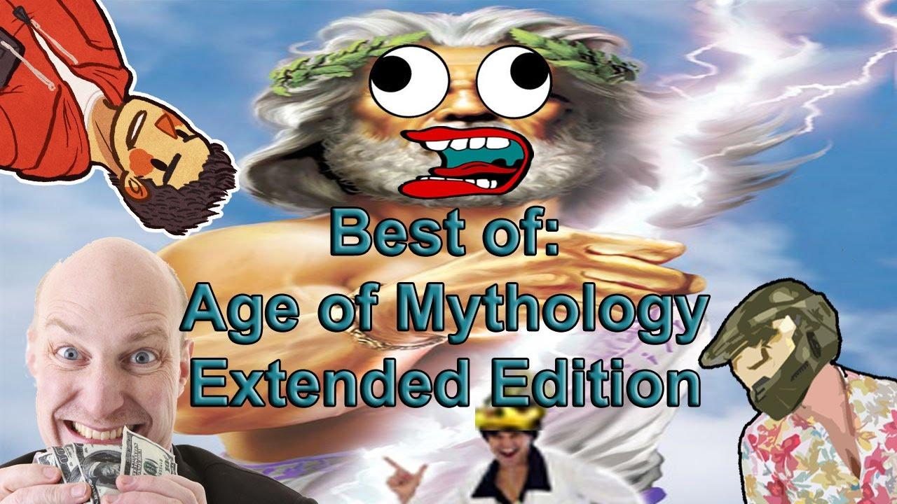 Best of: Age of Mythology Extended Edition w/Ignideus