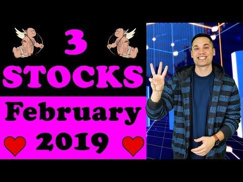 3 Stocks to Buy in February 2019?