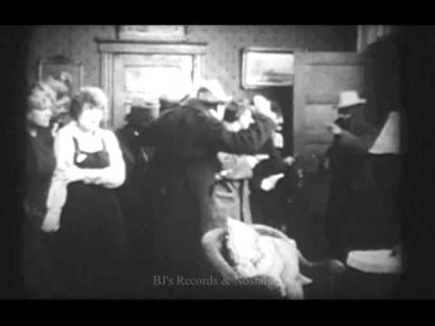 PEARL WHITE.  The Iron Claw.  Chapter 7 / Part 1.  1916 Chapter Serial Silent Film