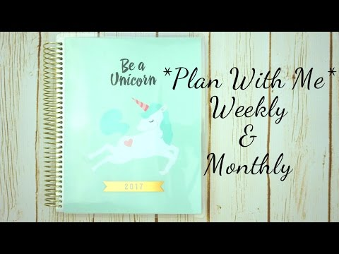 *New Recollections Spiral Planner / Review & Plan With Me
