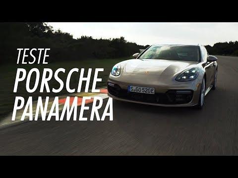 Porsche Panamera E-Hybrid - Teste Webmotors