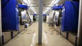 DeLaval VMS robot de traite 2013