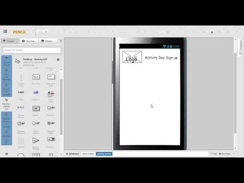 how to: Wireframe and Interactive Prototype - Part 1