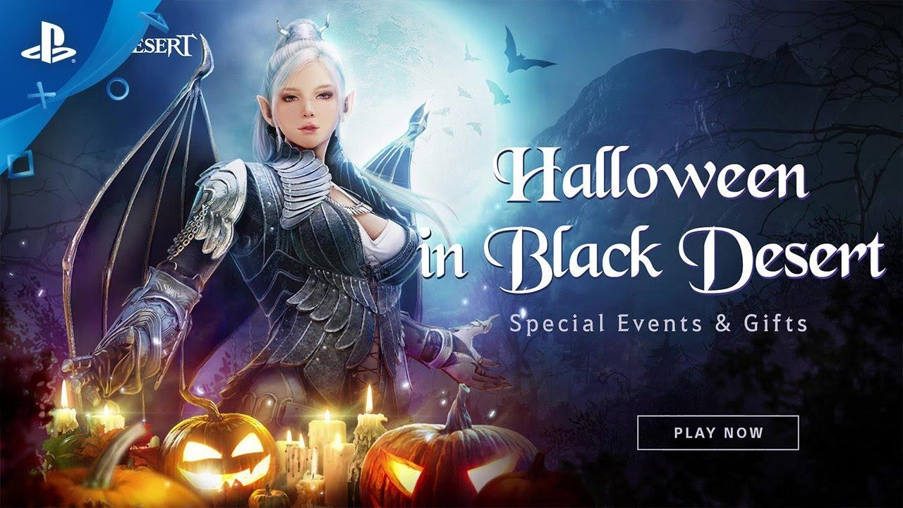 Bdo Halloween Escapade 2020 Black Desert   Halloween Escapade | PS4   YouTube