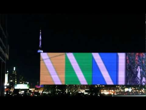 The Images of the CNtower .... work in progress