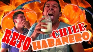RETO: CHILE HABANERO