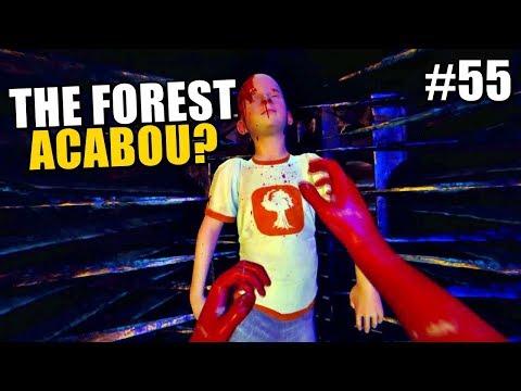 The Forest FINAL | Você nunca imaginaria isso... A VERDADEIRA HISTÓRIA !!!