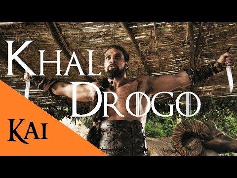 La historia de Khal Drogo