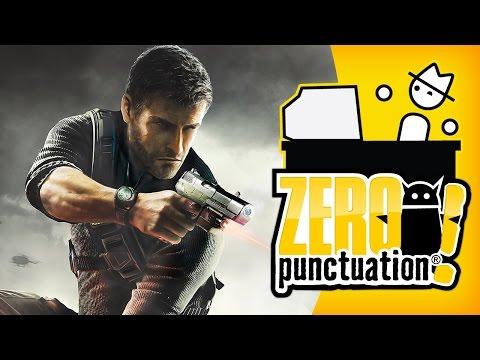 SPLINTER CELL: CONVICTION (Zero Punctuation)