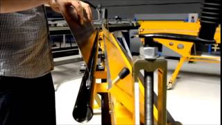 Станок для гибки листового металла(, 2015-06-30T14:54:08.000Z)