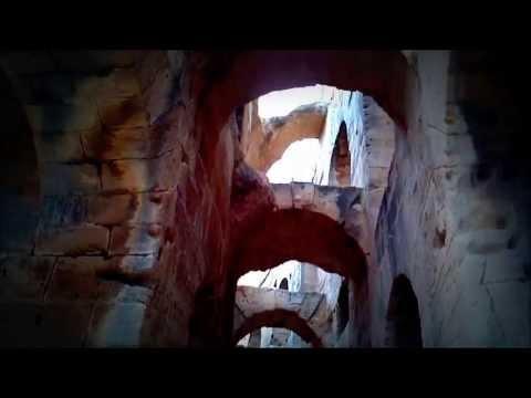 Jejak Romawi - El Djem Tunisia