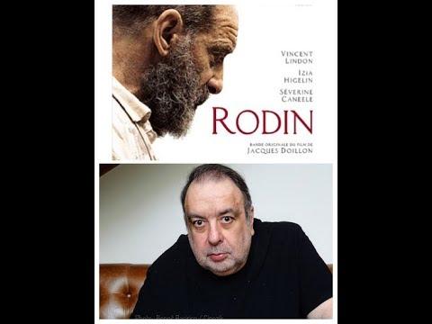 RODIN : Interview Philippe Sarde, sur la musique du film et Jacques Doillon