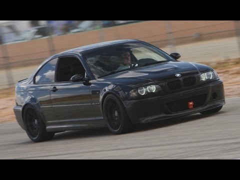 450 WHP 'Horsepower Freaks' Turbo BMW E46 M3 - One Take