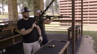 Carbon Fiber Suppressor Don't buy a silencer before watching this