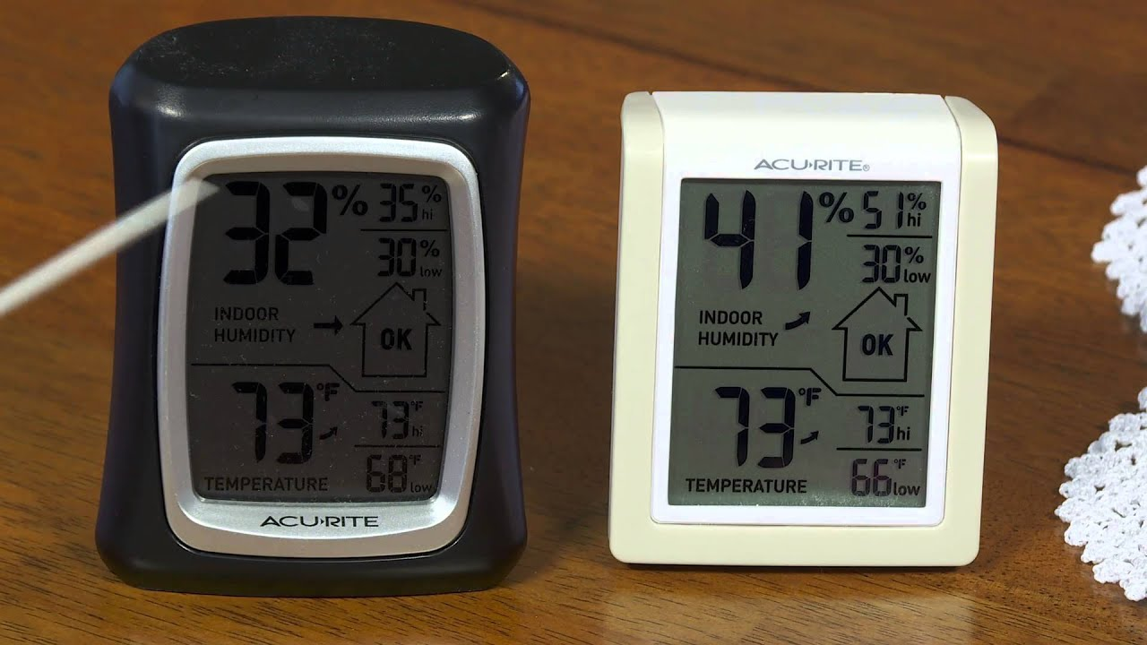 acurite indoor thermometer hygrometer in depth review