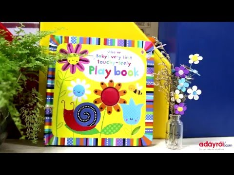 Play book - Baby's very first touchy-feely